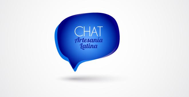 Chat de Facebook Artesanía Latina